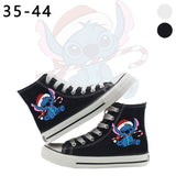 Merry Christmas  Stitch  Shoes