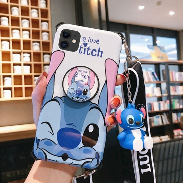 Stitch Phone Case for IPhone