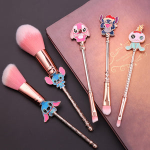 STITCH MAKEUP BRUSHES SET
