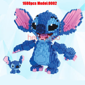MINI BLOCKS STITCH BUILDING BLOCKS