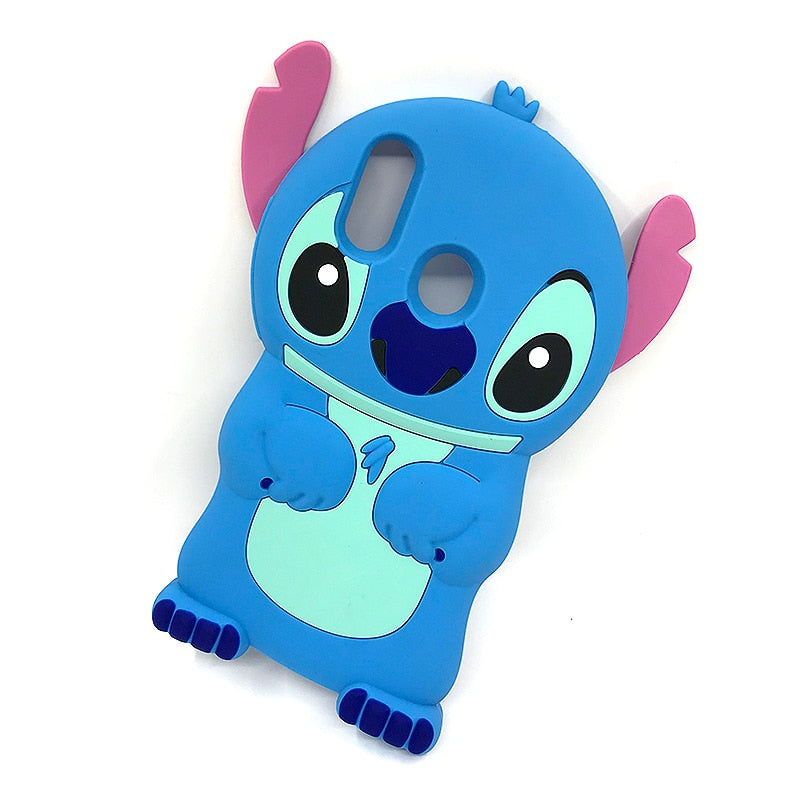 3D Stitch Phone Case