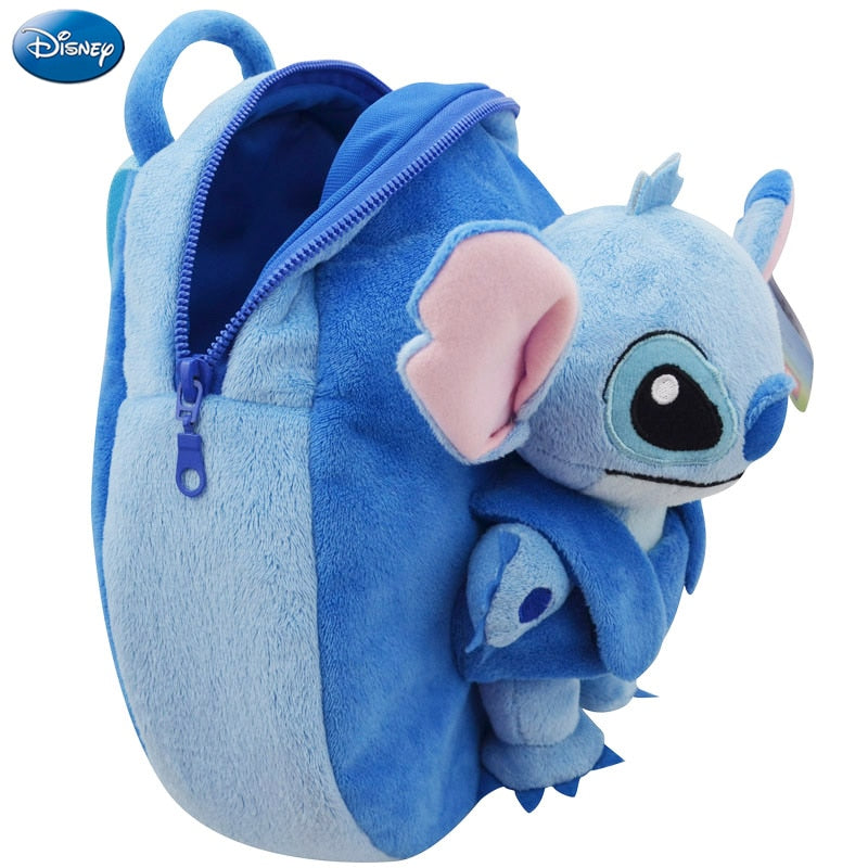 Genuine Disney  Backpack Stitch Christmas Gift