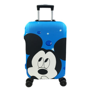 Minnie and Mickey Travel Suitcase