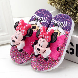slippers 3D cartoon Mickey minne
