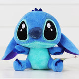 Stitch Plush with sucker keychain