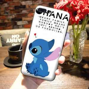 Stitch Soft Case iPhone