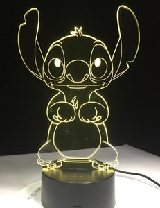 Stitch LED lamp Best Gift ( HIGHT QUALITY )