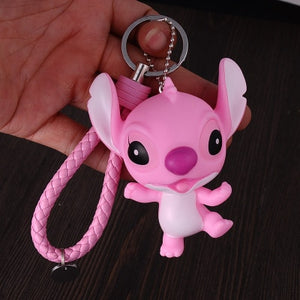 Stitch dolls Key chain