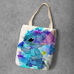 STITCH Cartoon Shopping Bag