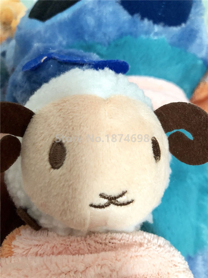 Stitch Pajamas With Sheep