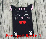 3D black cat IPAD
