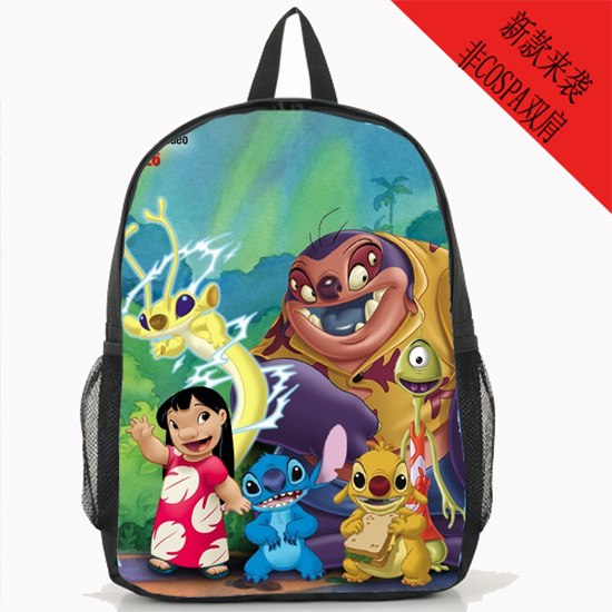 stitch scrump backpack school