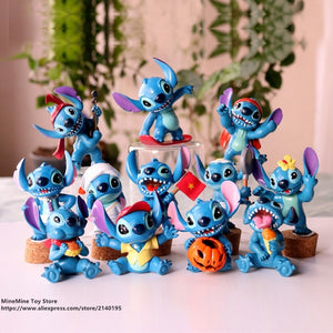 Lilo & Stitch 12pcs Action Figure