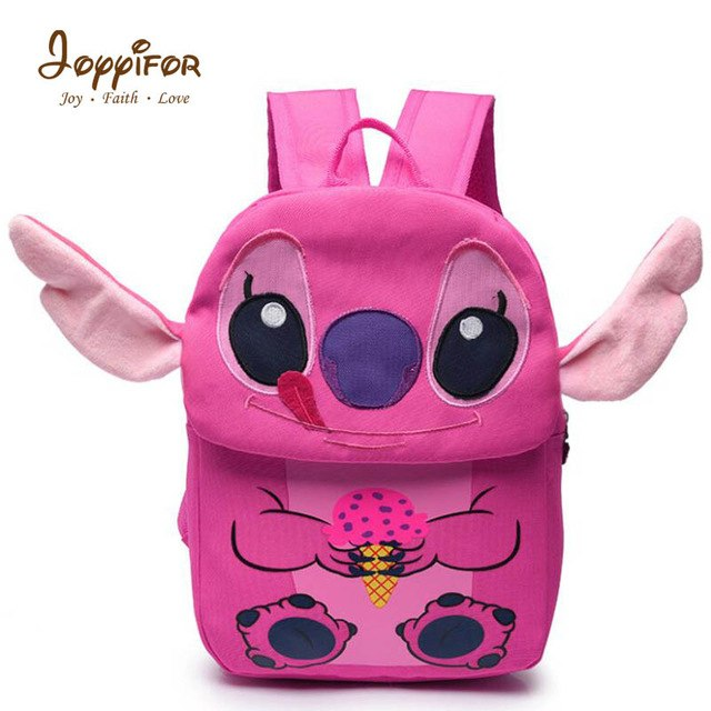 Stitch Kid Toddler Animal Backpack