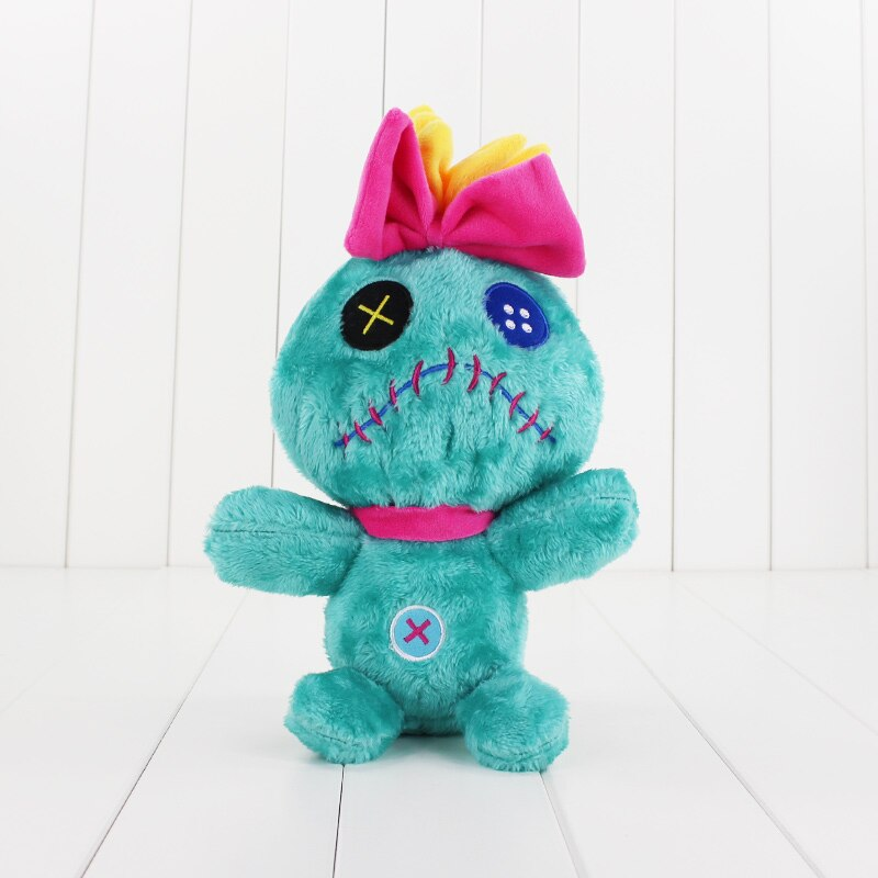 Lilo and Stitch Plush Toy Green Scrump