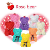 Bear Rose Valentine's Day Gift