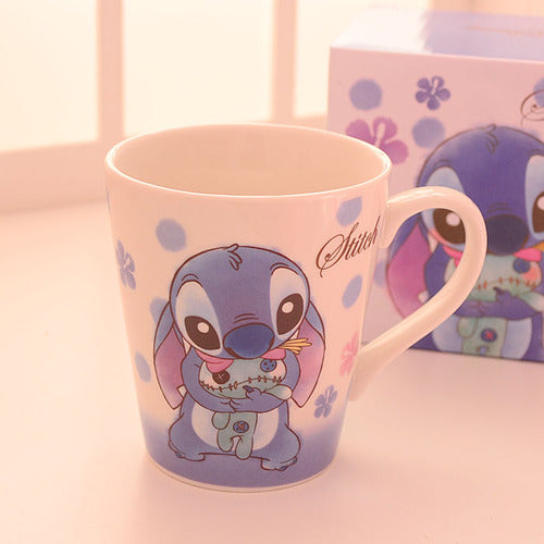 Stitch Mug Coffee With Box