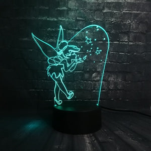 2019  Stitch 3D Light LED