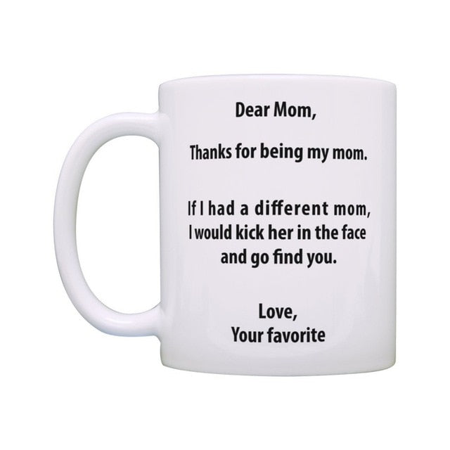 Coffee Mug Mothers Day Gifts