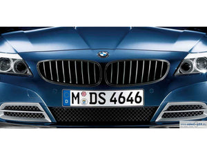 BMW E89 Z4 Grilles - Gloss Black
