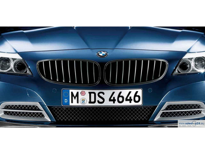BMW E89 Z4 Grills - Gloss Black