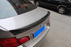 BMW F10 F18 5 Series AC Style Spoiler - Carbon Fiber