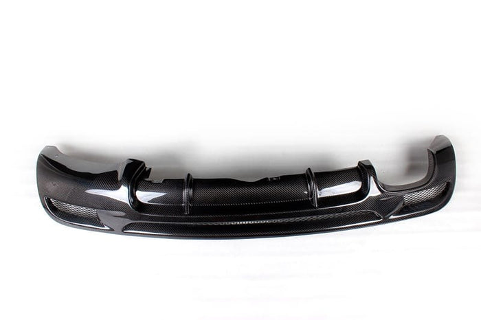 BMW E82 E88 M Performance Diffuser - Carbon Fiber