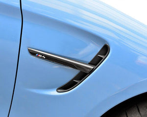 BMW M3 / M4 Fender Vent Trim - Carbon Fiber
