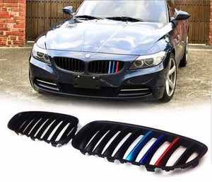 BMW E89 Z4 Performance Grilles - M Stripes