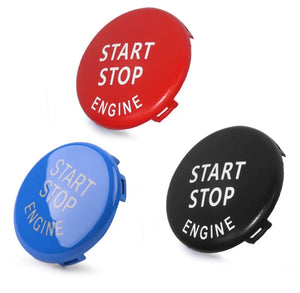 BMW F1 Style Ignition Start / Stop Button for E90 E91 E92 E93 E60