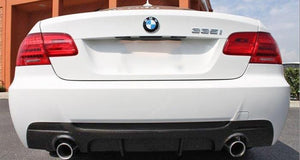 BMW E92 M Tech Rear Diffuser - Carbon Fiber