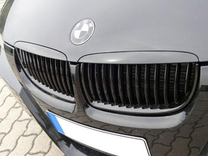 BMW E90 3 Series PRE LCI Grilles - Gloss Black