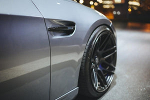 BMW E92 E93 M3 Style Fenders w/ LED Side Marker