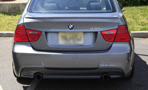 BMW E90 M Tech Rear Bumper