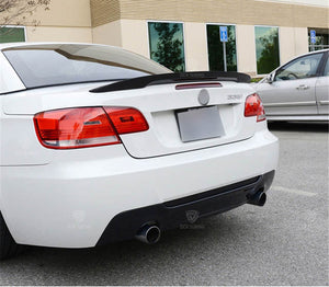 BMW E93 M Performance Spoiler - Carbon Fiber