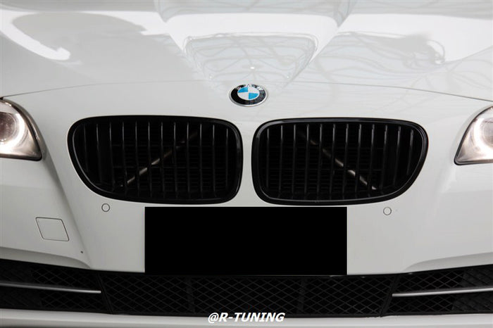 BMW F10 F18 Grills - Gloss Black