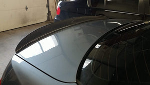 BMW E92 3 Series M Performance Spoiler - Carbon Fiber