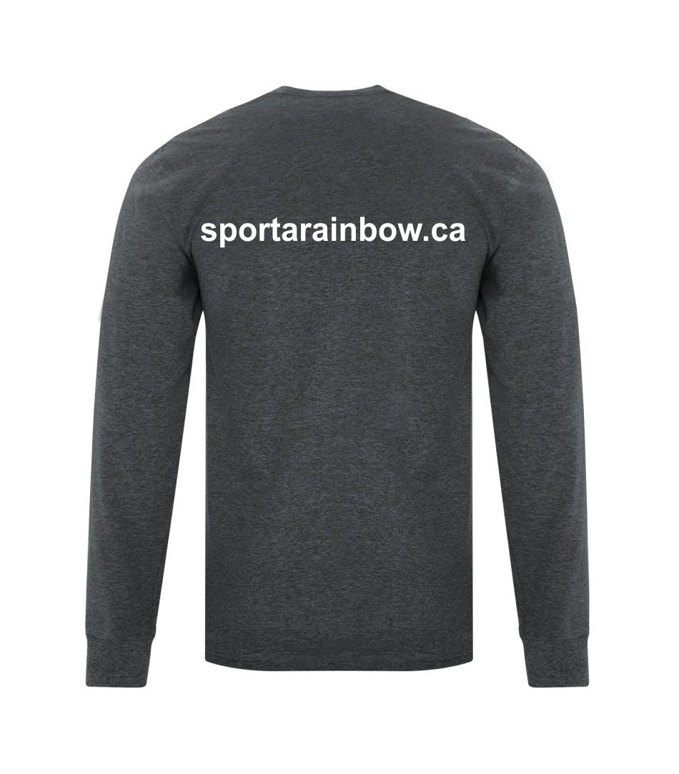 Sport A Rainbow  LONG SLEEVE shirt
