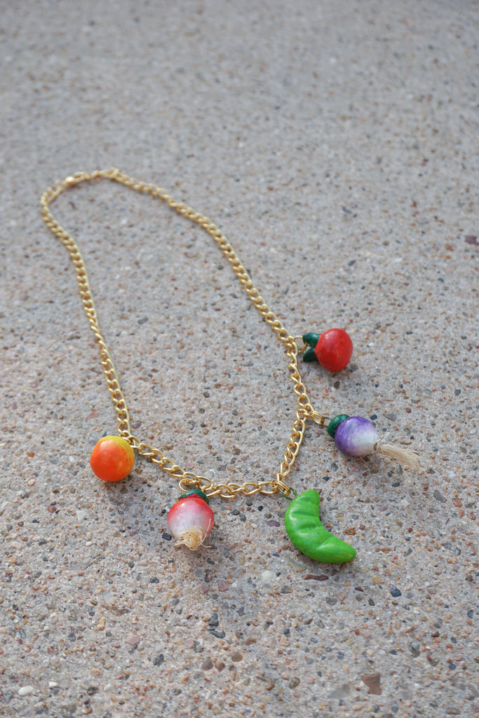 Veggie Necklace -  - Layne Collective- Layne Collective