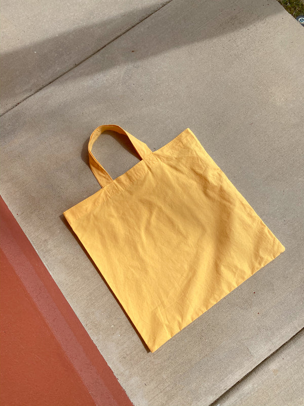Giant Tote in Lemon - new - Layne Collective- Layne Collective