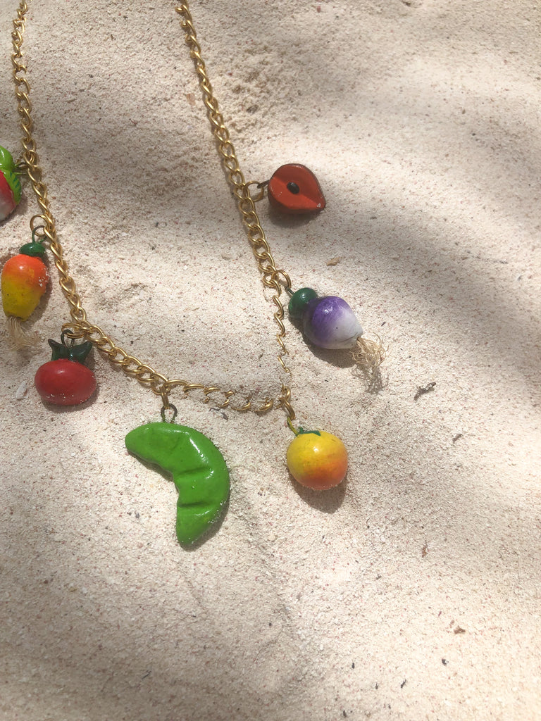 Produce Necklace -  - Layne Collective- Layne Collective