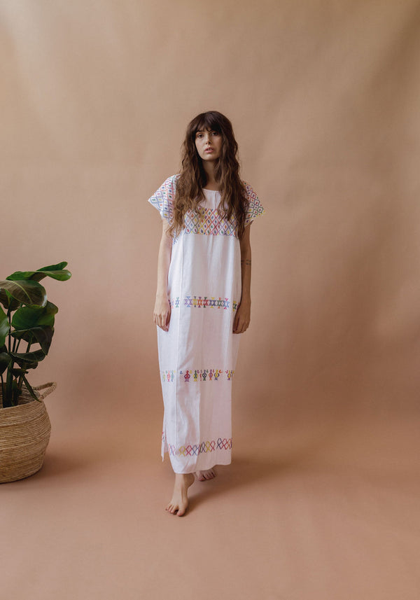Let's Go To Tulum Kaftan - kaftan - Layne Collective- Layne Collective
