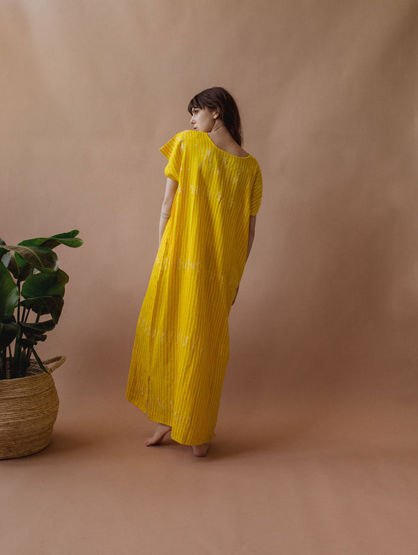 Yellowstone Kaftan - kaftan - Layne Collective- Layne Collective