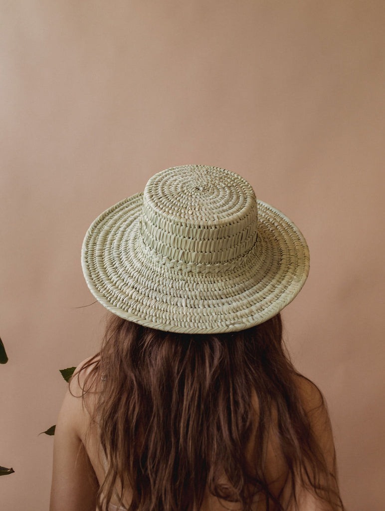 Saguaro Hat in Sky - hat - Layne Collective- Layne Collective