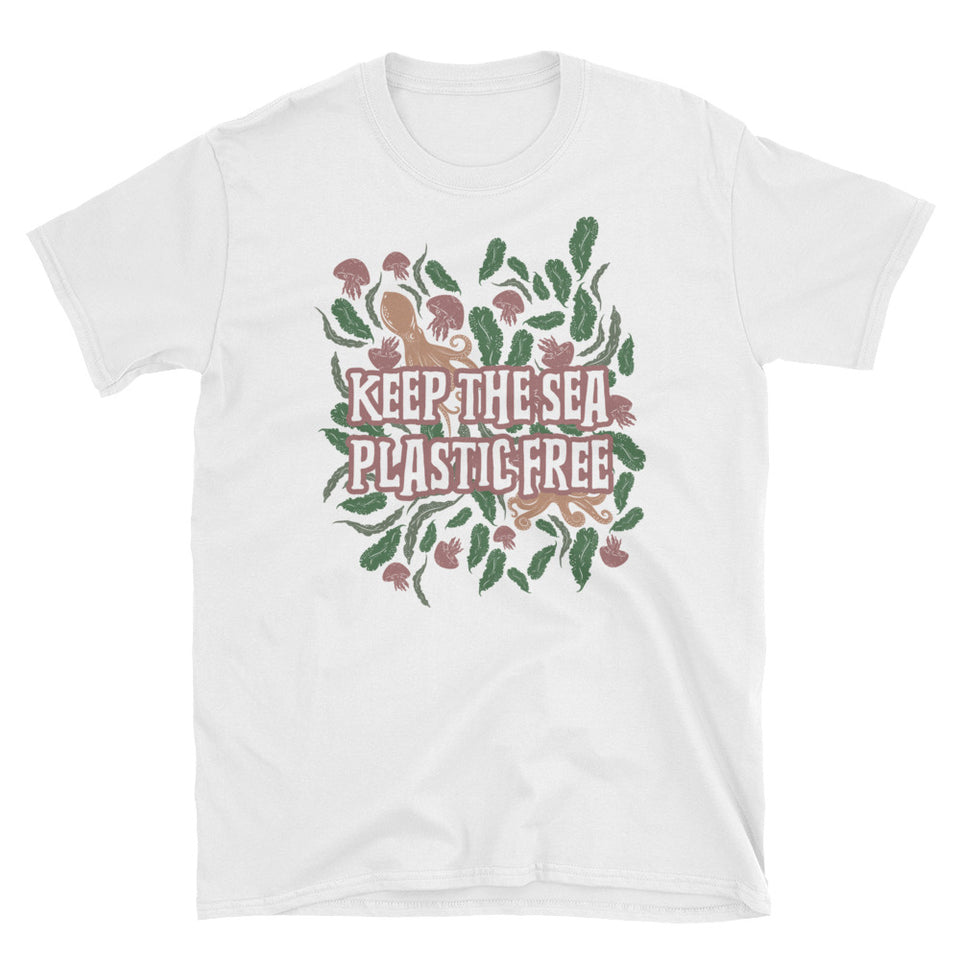 Keep The Sea Plastic Free T-Shirt