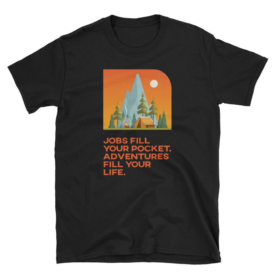 Adventures Fill Your Life T-Shirt