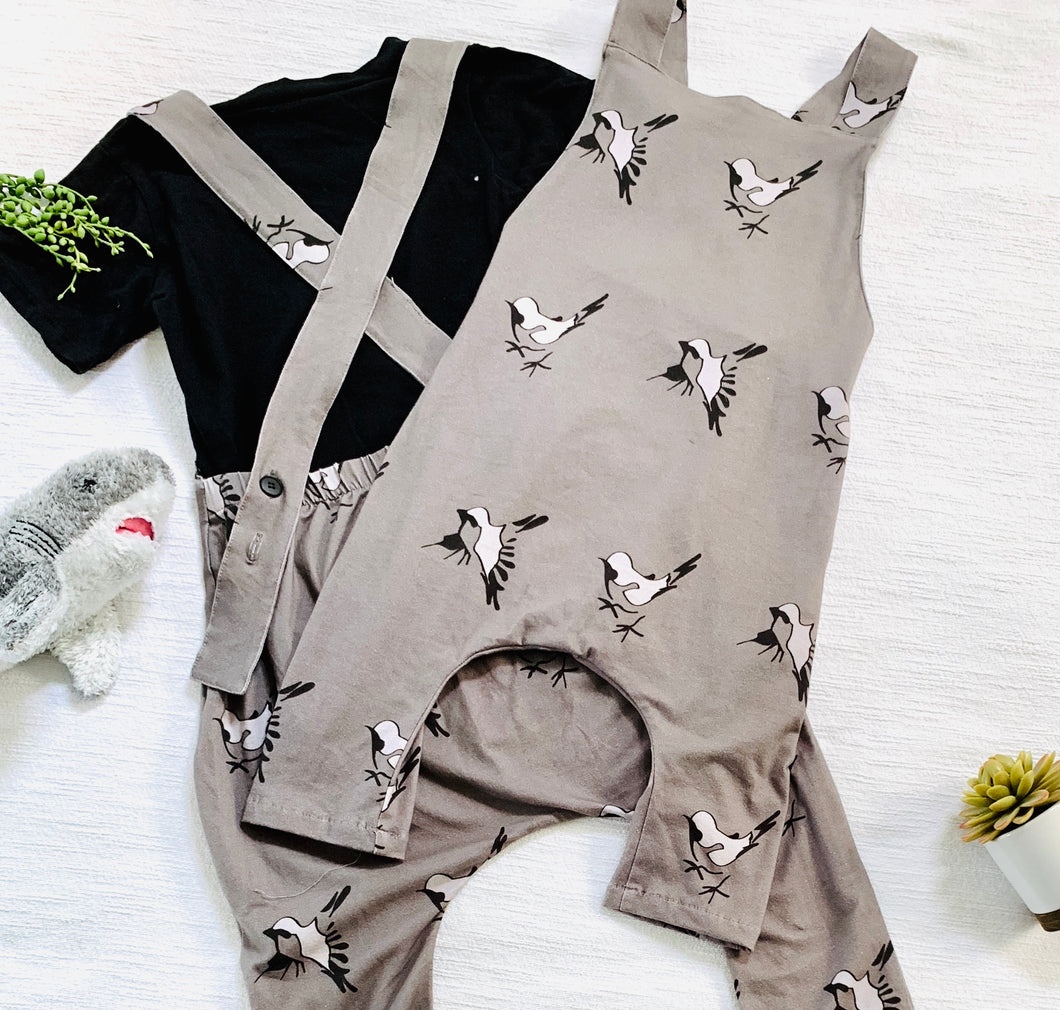 Sparrow playsuit