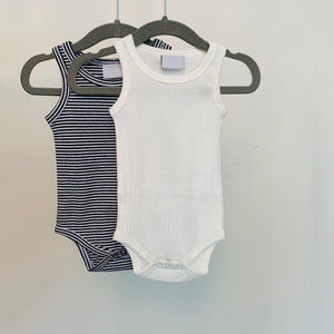 Sleeveless Tank Onesie