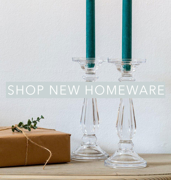 New In Homeware