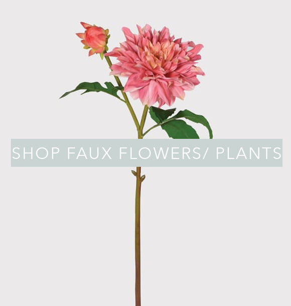 Faux Flowers/ Plants